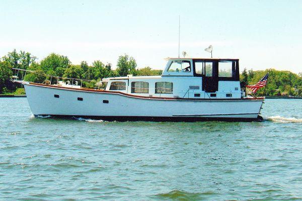 Stonington 50 Motorsailer 1968 Sailboats for Sale