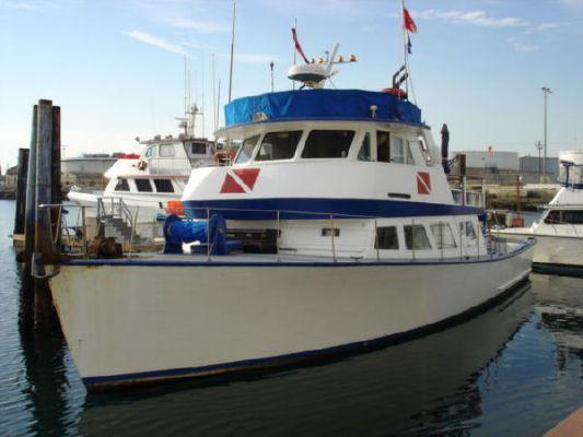 Blackman Custom Dive Vessel 1969 All Boats