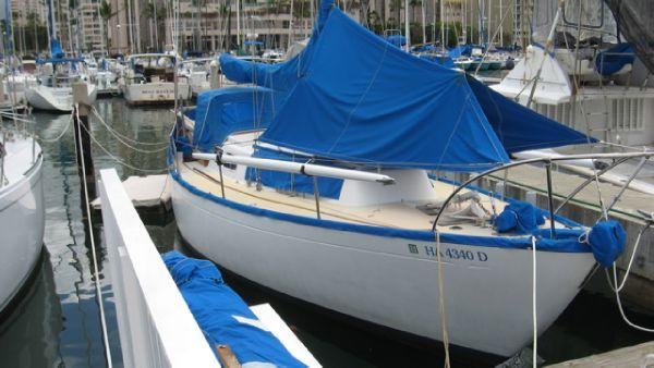 CAL Masthead Sloop 1969 Sloop Boats For Sale
