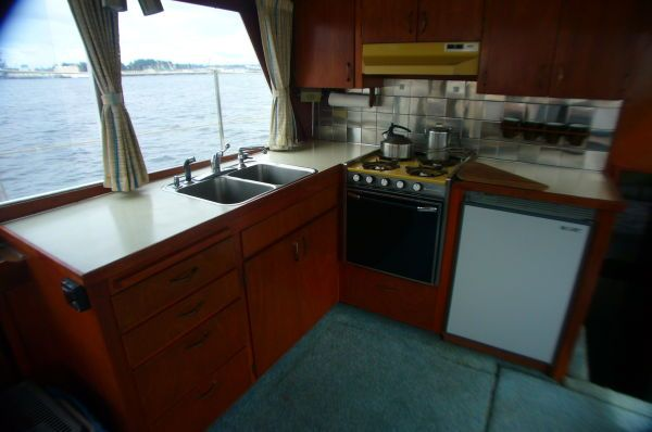 Boats for Sale & Yachts Custom Monk Pilothouse Tri 1969 Pilothouse Boats for Sale