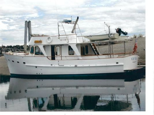 Defever Offshore Passage Maker 1969 Trawler Boats for Sale