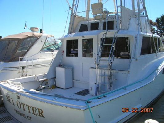 Hatteras 45 Convertible 1969 Hatteras Boats for Sale