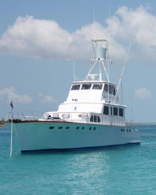 1969 Huckins Sportsman Fairform Flyer Boats Yachts For Sale