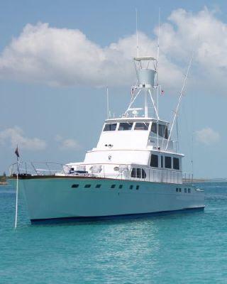 1969 Huckins Sportsman Fairform Flyer Boats Yachts For Sale