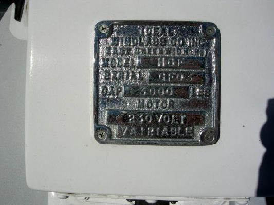 Lantana Motoryacht Custom 1969 All Boats