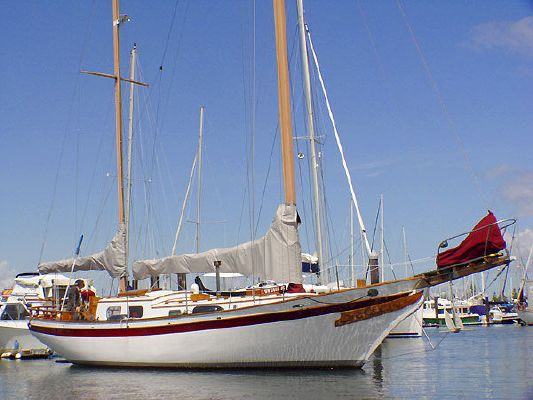 1969 mariner ketch boats yachts for sale for William garden boat designs