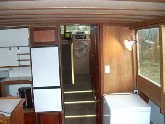 Monk Pilothouse Motor Yacht 1969 Pilothouse Boats for Sale