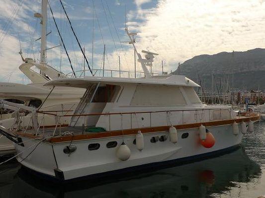 Picchiotti MISTRAL 55 1969 All Boats