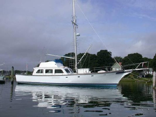 Alden Hawksbill Offshore Sportfisherman 1970 Sailboats for Sale Sportfishing Boats for Sale