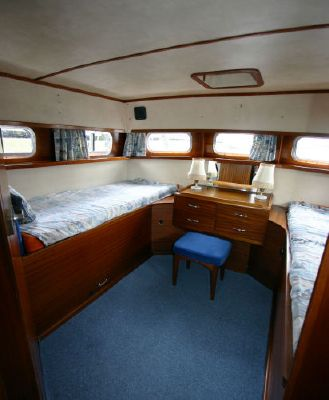 Broom 37 Continental 1970 All Boats