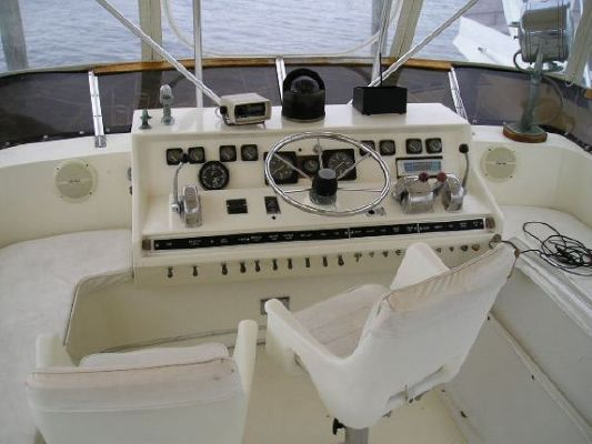 Concorde Motor Yacht 1970 All Boats