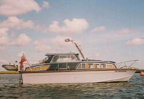 Fairey Swordsman 1970 All Boats