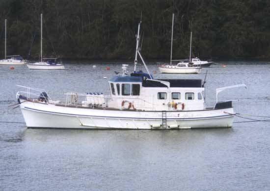 1970 Long Range Motor Yacht - Boats Yachts for sale