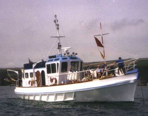 1970 Long Range Motor Yacht Boats Yachts For Sale