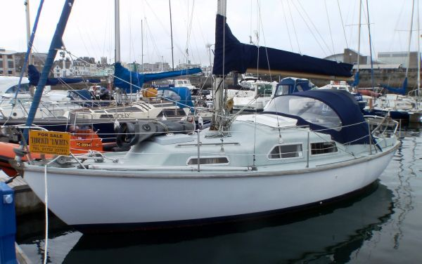 Marcon Sabre 27 1970 All Boats
