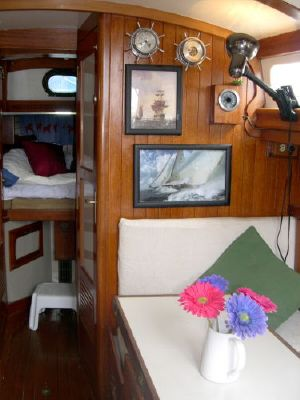 1970 mariner ketch  14 1970 Mariner Ketch