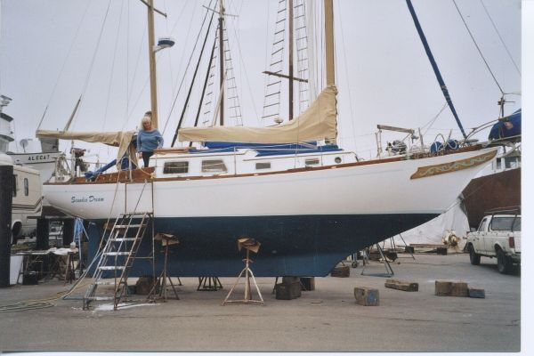 1970 mariner ketch  26 1970 Mariner Ketch
