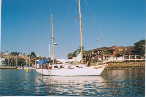 1970 mariner ketch  27 1970 Mariner Ketch