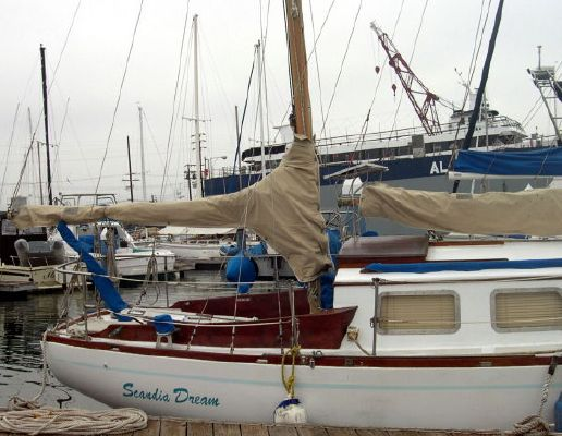 1970 mariner ketch  4 1970 Mariner Ketch