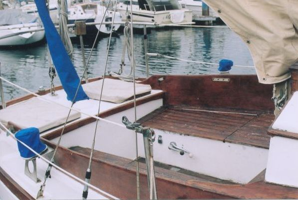 1970 mariner ketch  5 1970 Mariner Ketch