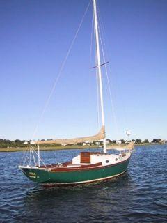 Menemsha Keel/ Centerboard Sloop Specs & Price 1970 Sloop Boats For Sale