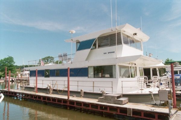 Boats for Sale & Yachts Pluckebaum Houseboat 1970 Houseboats for Sale