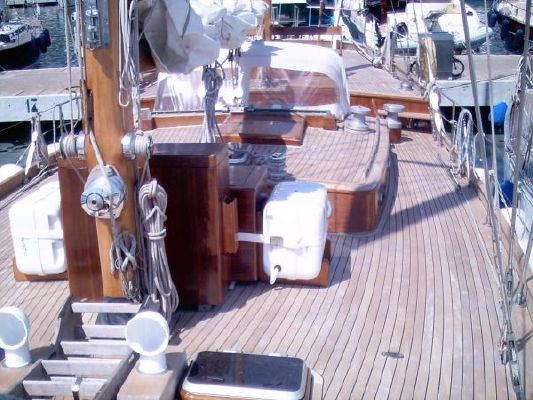 Sangermani M/SAILER YAWL 1970 All Boats