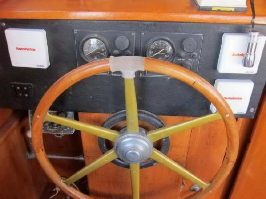 Abeking & Rasmussen 44 Twin Engine/Collapsible Mast for Canals 1971 All Boats