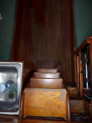 Bruno & Stillman Friendship 30 w/Gaff rig, Hull # 16, listed on 10/15/2011 1971 Sailboats for Sale