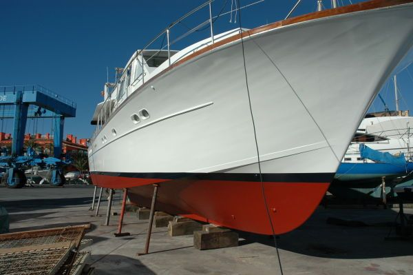 Cantieri Navali Di Chiavari T.S.D.Y 1971 All Boats