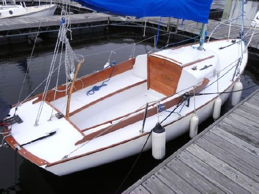 Cape Dory 25 Rigging