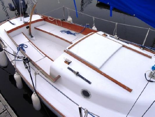 1971 Cape Dory Typhoon - Boats Yachts for sale