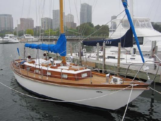 Cheoy Lee Offshore 40 1971 Cheoy Lee for Sale