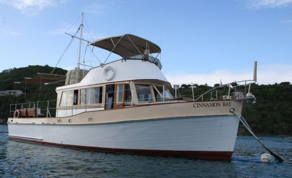 1971 grand banks motor yacht boats yachts for sale for Grand banks motor yachts for sale