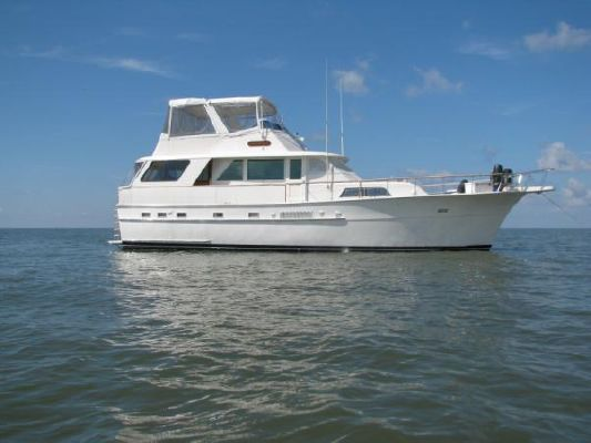 1971 Hatteras 53 Motor Yacht Boats Yachts For Sale