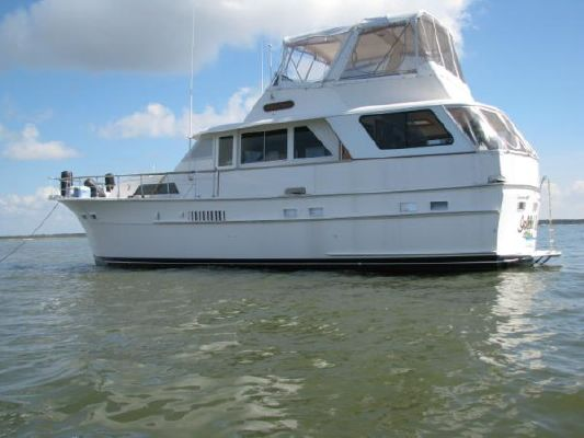 1971 hatteras 53 motor yacht boats yachts for sale for Hatteras motor yacht for sale