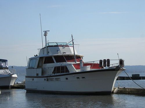 Hatteras 58 Tri 1971 Hatteras Boats for Sale