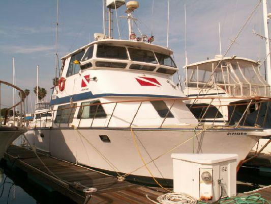 HAWTHORNE Custom Sportfisher 1971 Sportfishing Boats for Sale