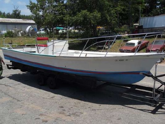 Luhrs Serious Fishing 1971 All Boats