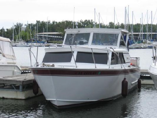 Marinette Express Cabin Cruiser 1971 All Boats