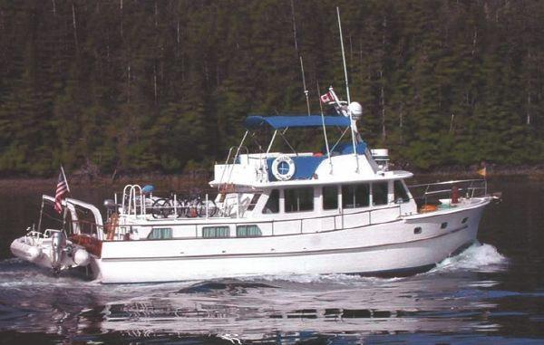 Millkraft Custom Trawler 1971 Trawler Boats for Sale