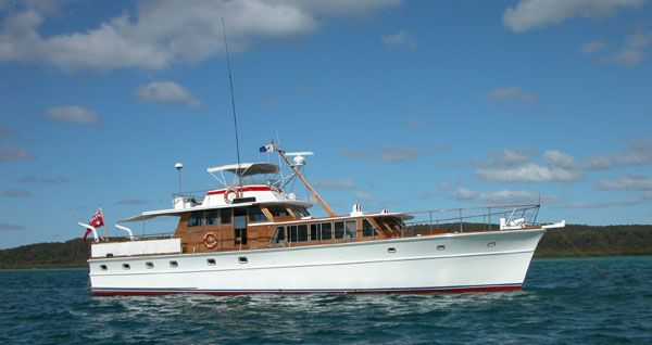Boats for Sale & Yachts Millkraft Twin Screw Motor Cruiser 1971 All Boats