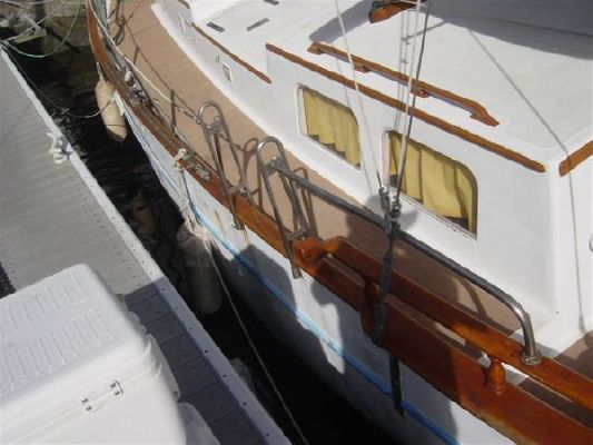 Sea Tiger Ketch 1971 Ketch Boats for Sale