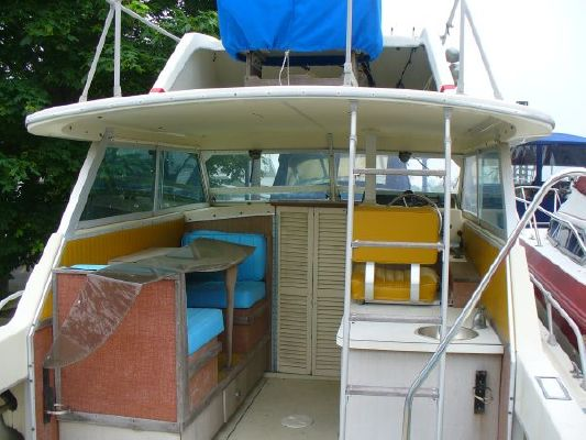 Boats for Sale & Yachts Stamas Flybridge Sedan 26 1971 All Boats Flybridge Boats for Sale