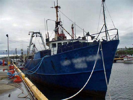 Stern Trawler Steel Stern Trawler 1971 Trawler Boats for Sale