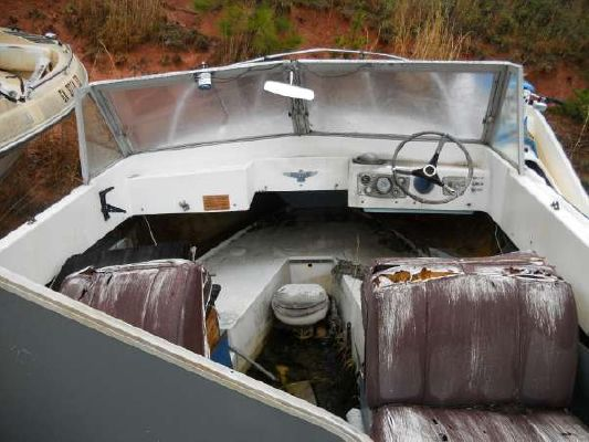 Boats for Sale & Yachts T Craft Gulfstream 21 Offshore Mercruiser 165 1971 All Boats