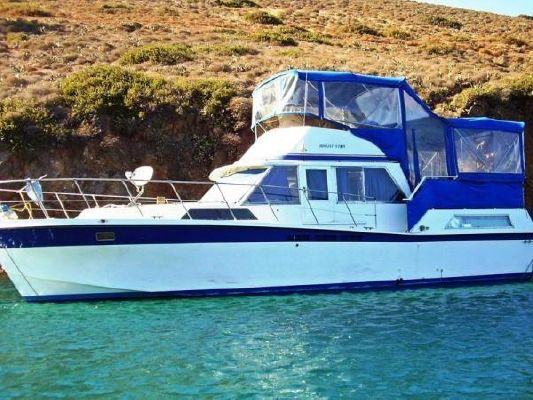 1971 uniflite 42 double cabin m y  1 1971 Uniflite *42 Double Cabin* M/Y