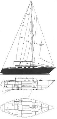 Carter 33 1972 All Boats