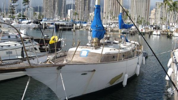 Cheoy Lee Clipper 1972 Cheoy Lee for Sale