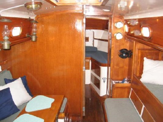 Cheoy Lee Luders 36 1972 Cheoy Lee for Sale